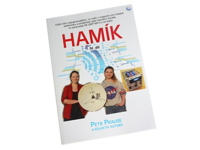 kniha Hamík 4. díl - Petr Prause