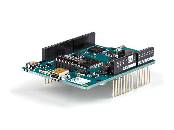 Arduino WiFi Shield (integrovaná anténa)