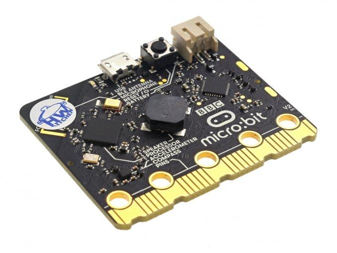 BBC micro:bit V2 - mikropočítač pro výuku programování
