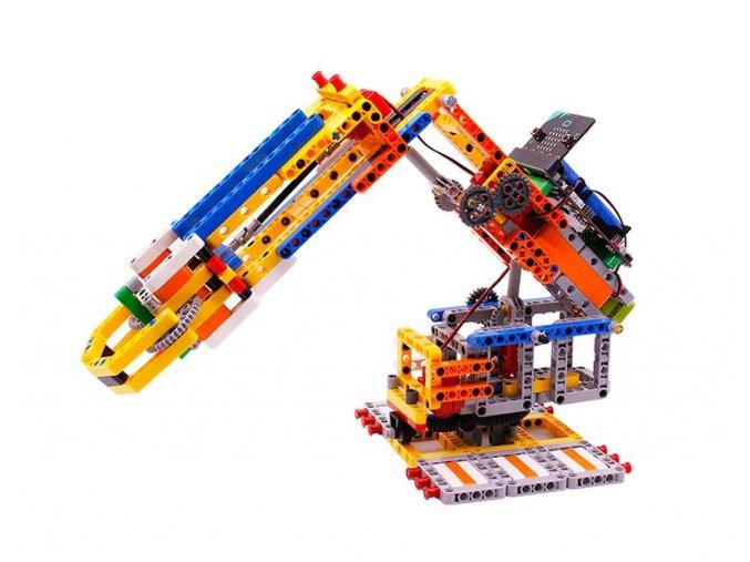 Programovatelná robotická ruka Arm:bit pro LEGO® 1