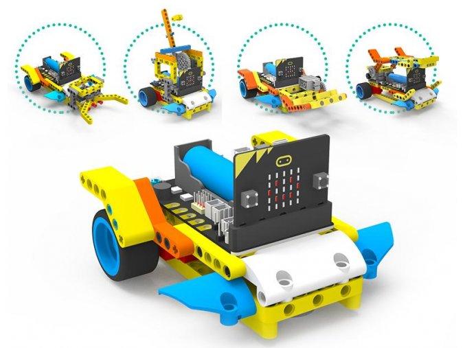 Vozítko Running:bit kompatibilní s LEGO®