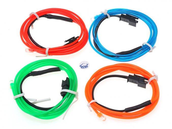 Flexibilní neonová trubice 1m