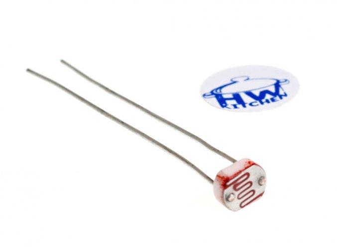 Fotorezistor GL5516 (světelné čidlo)