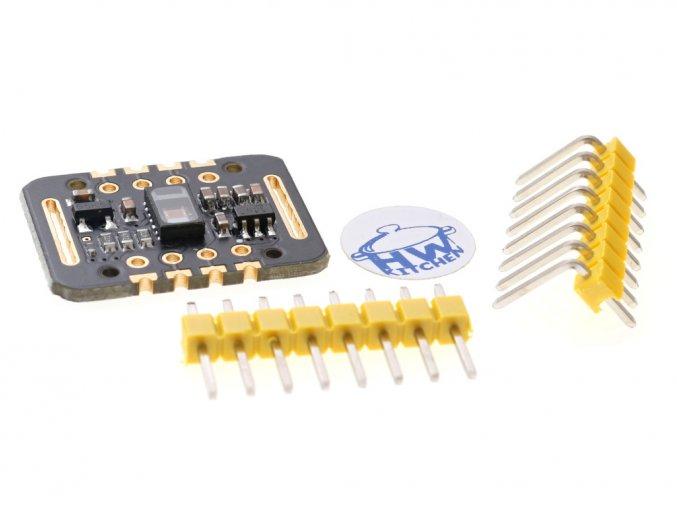MAX30102 snímač pro srdeční tep a pulzní oxymetr