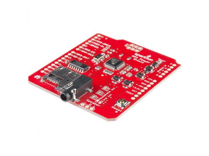 SparkFun MP3 Player Shield pro Arduino