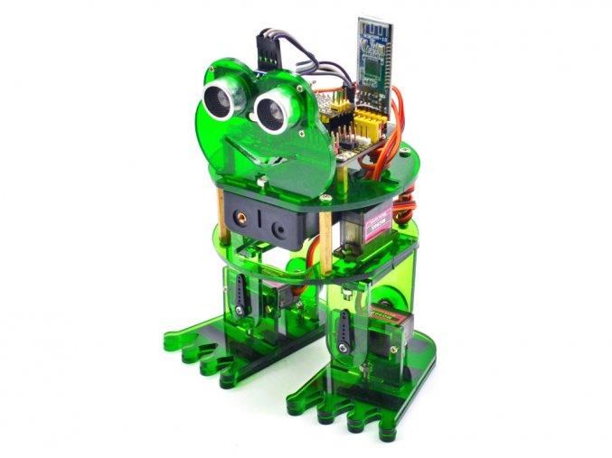 Keyestudio DIY robotický chodící žabák kompatibilní s Otto DIY