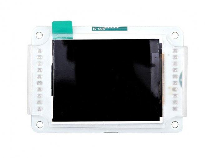 Arduino LCD modul + Micro SD čtečka