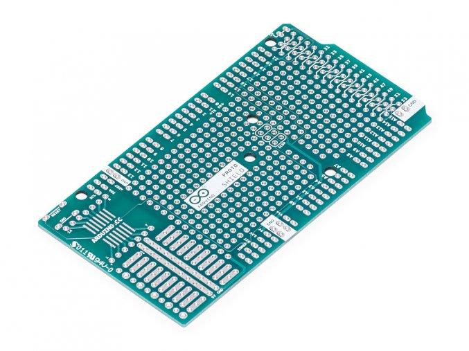Arduino Shield MEGA na bastlení (PCB)