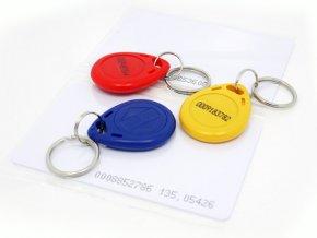 Sada RFID tagů (125khz) - 5 ks