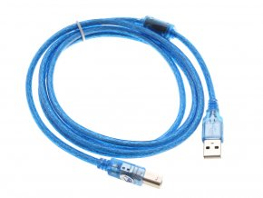 USB propojovací kabel A-B 1,8m