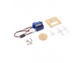 9g Micro Servo Pack