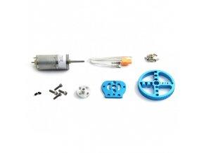 25mm DC Motor Pack - modrý