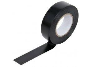 Černá elekro páska