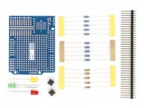 Arduino Shield na bastlení - proto KIT
