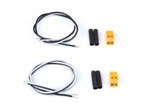 Univerzální napájecí kabely (pár) 1