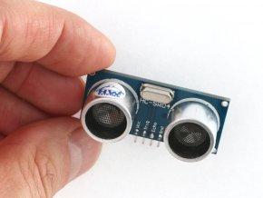 Ultrazvukový měřič vzdálenosti HC-SR04