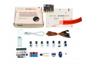 BBC micro:bit kutilský kit s modulem microbit
