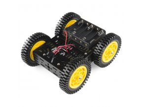 Robotický podvozek - 4WD Kit (ATV)