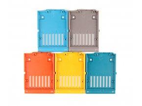 Arduino držák typ UNO - 5ks barevné držáky