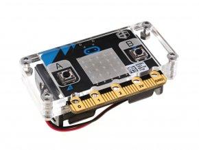 BBC micro:bit akrylový ochranný kryt