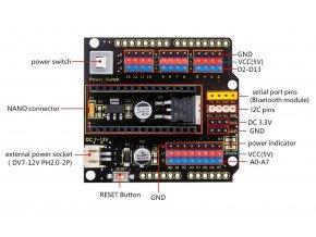 Starter Kit pro robota Otto DIY