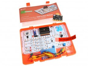 Experimentální kit pro micro:bit s microbit V2