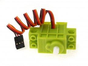 Geekservo 9g 360° kontinuální kompatibilní s LEGO