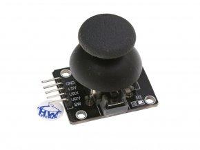 Joystick modul s tlačítkem