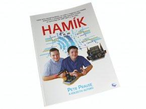 kniha Hamík 3. díl - Petr Prause