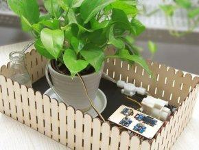 Chytrý zavlažovací systém pro pěstování rostlin (pro Arduino UNO)