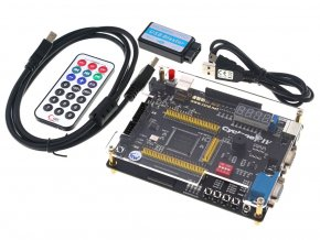 Cyclone IV EP4CE6 FPGA Kit + USB Blaster + IR ovladač
