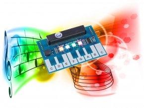 Piano pro Micro:bit
