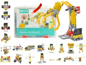 Wonder Building Kit - stavebnice robotů s Wukong 20v1 pro LEGO® (bez micro:bit)