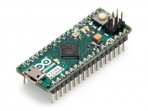 Arduino MICRO s konektory