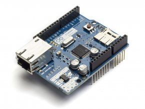 Arduino Ethernet Shield bez PoE