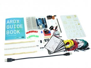 ARDX - Starter Kit pro Arduino součásti