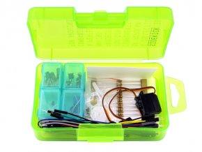 Sidekick Basic Kit pro Arduino součásti