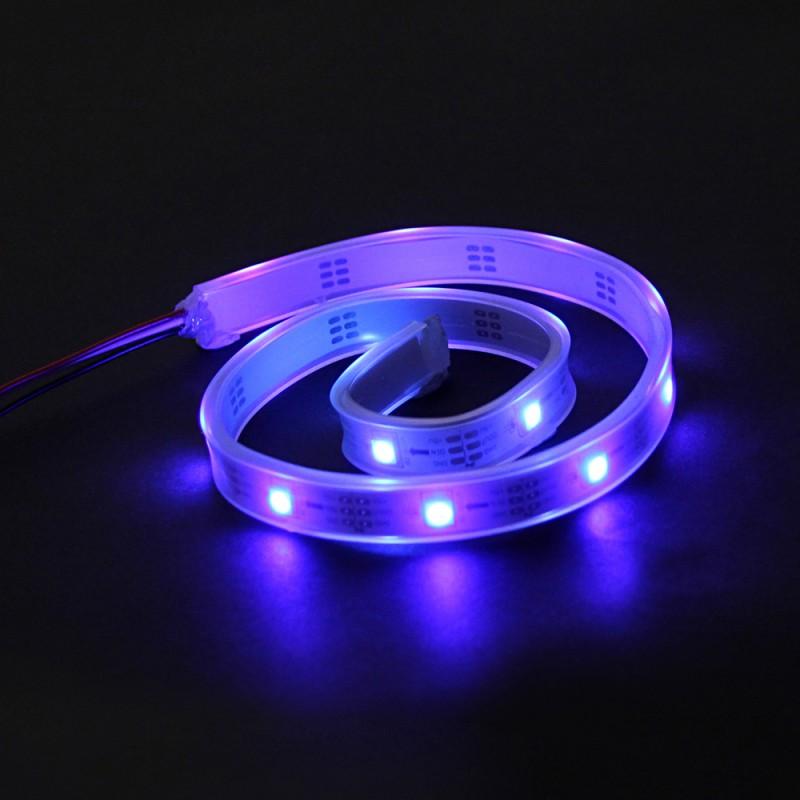 Makeblock RGB LED pásek - adresovatelný, utěsněný délka: 0,5 m