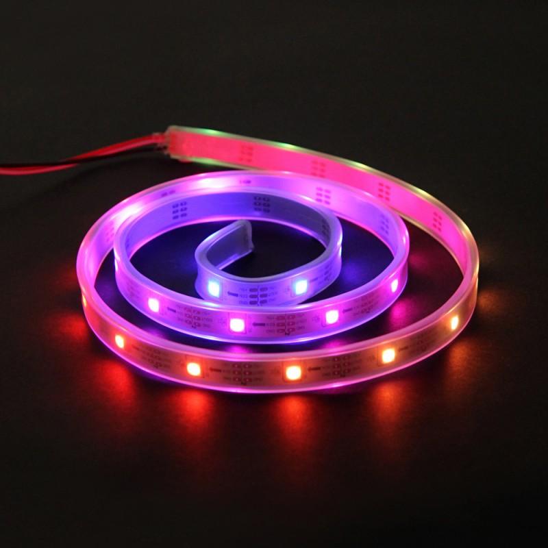 Makeblock RGB LED pásek - adresovatelný, utěsněný Délka: 1 m