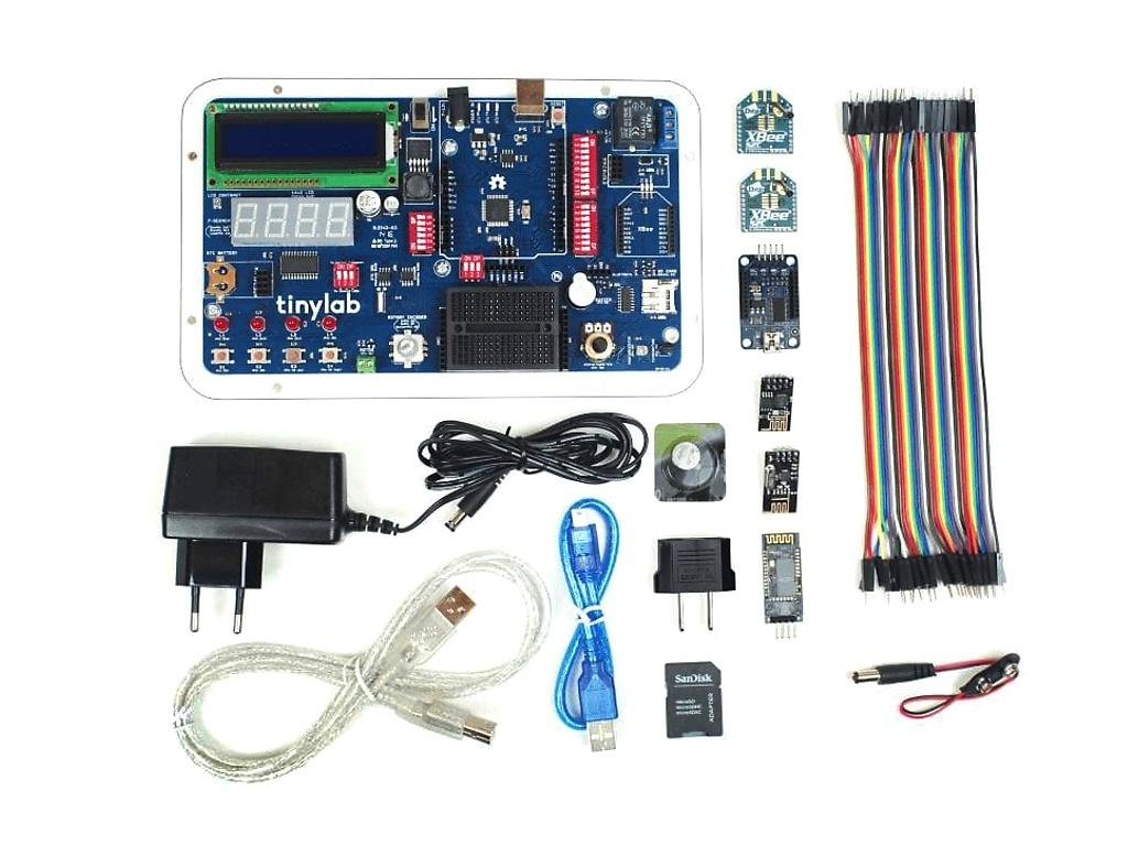 Sixfab Tinylab Arduino Kit Varianta kitu: IoT