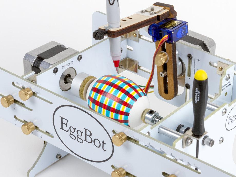 SparkFun EggBot Deluxe Kit