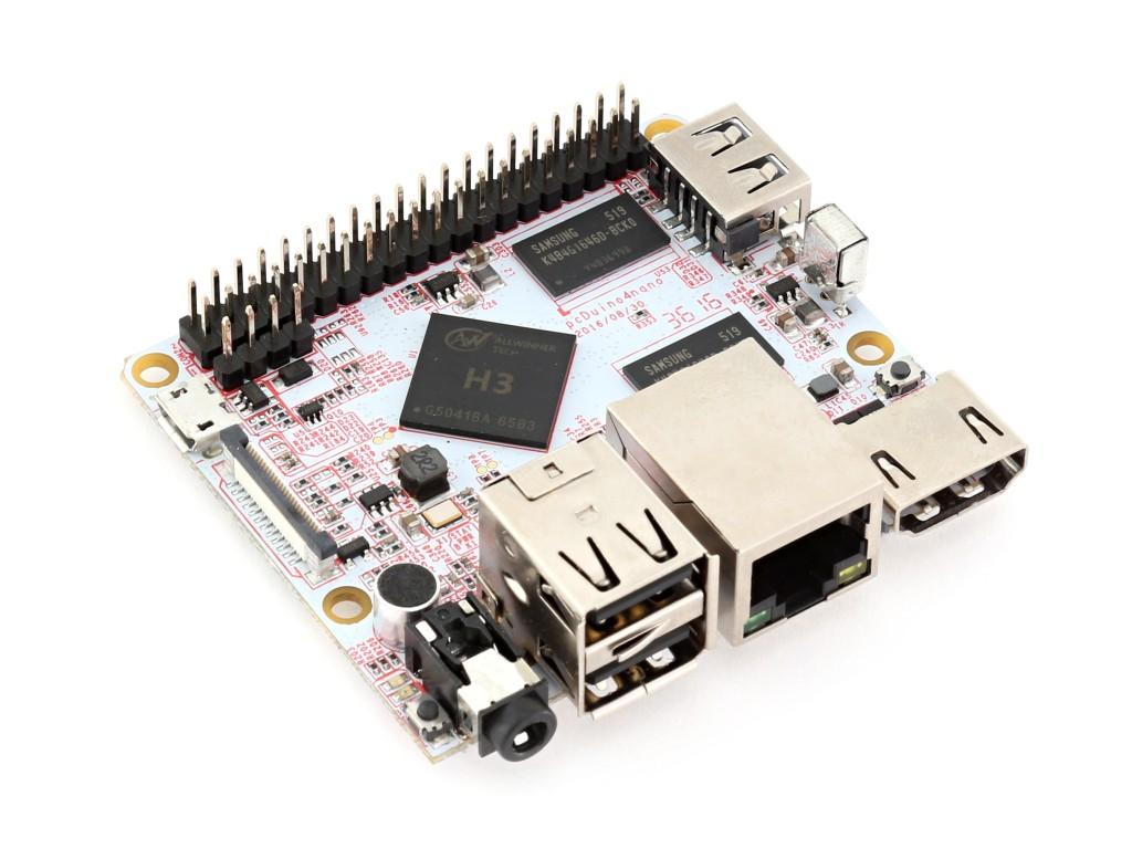 LinkSprite pcDuino4 Nano - mini PC