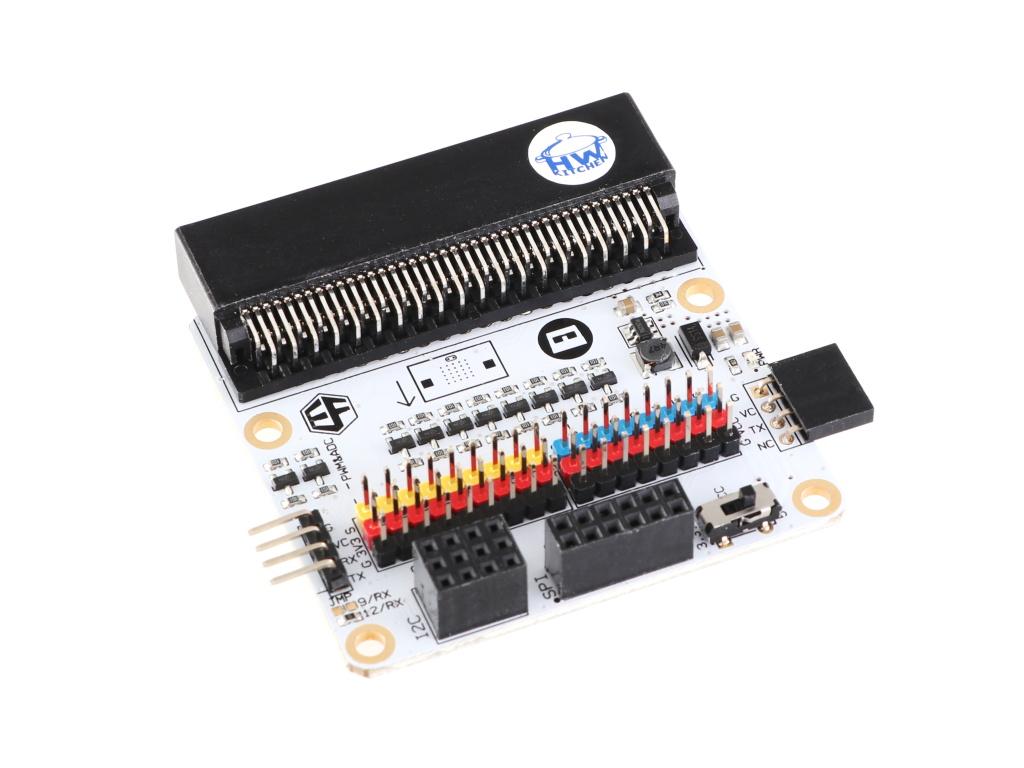 ElecFreaks BBC micro:bit rozšiřující modul na bastlení