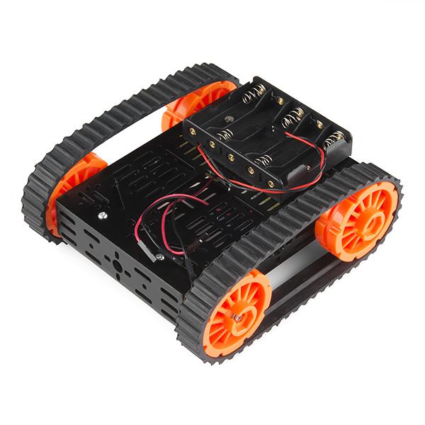 SparkFun Robotický podvozek - Tank