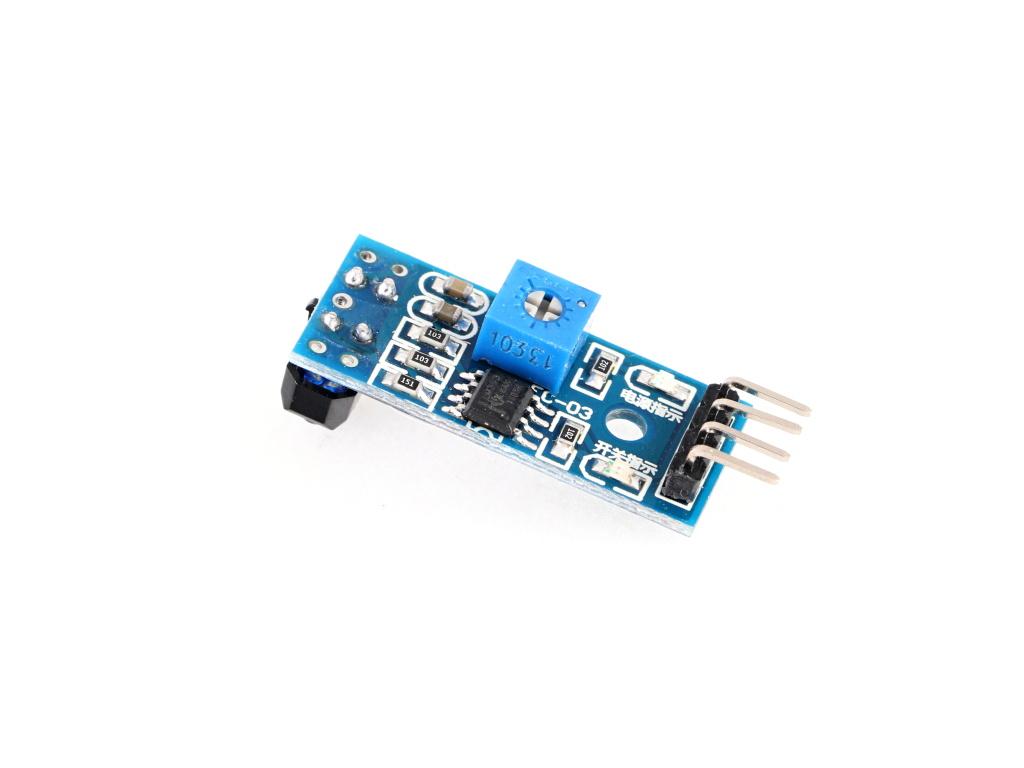 HWKITCHEN Infra senzor TCRT5000 pro Arduino HW378