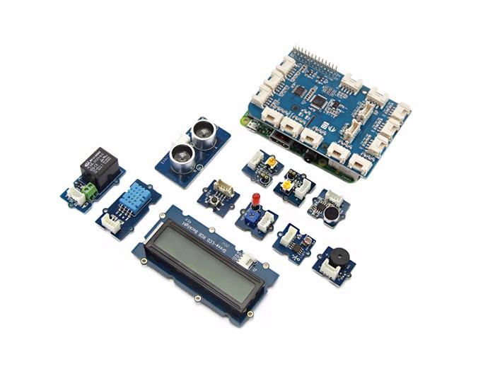 Seeed Studio GrovePi+ Starter Kit pro Raspberry Pi (CE certifikát)