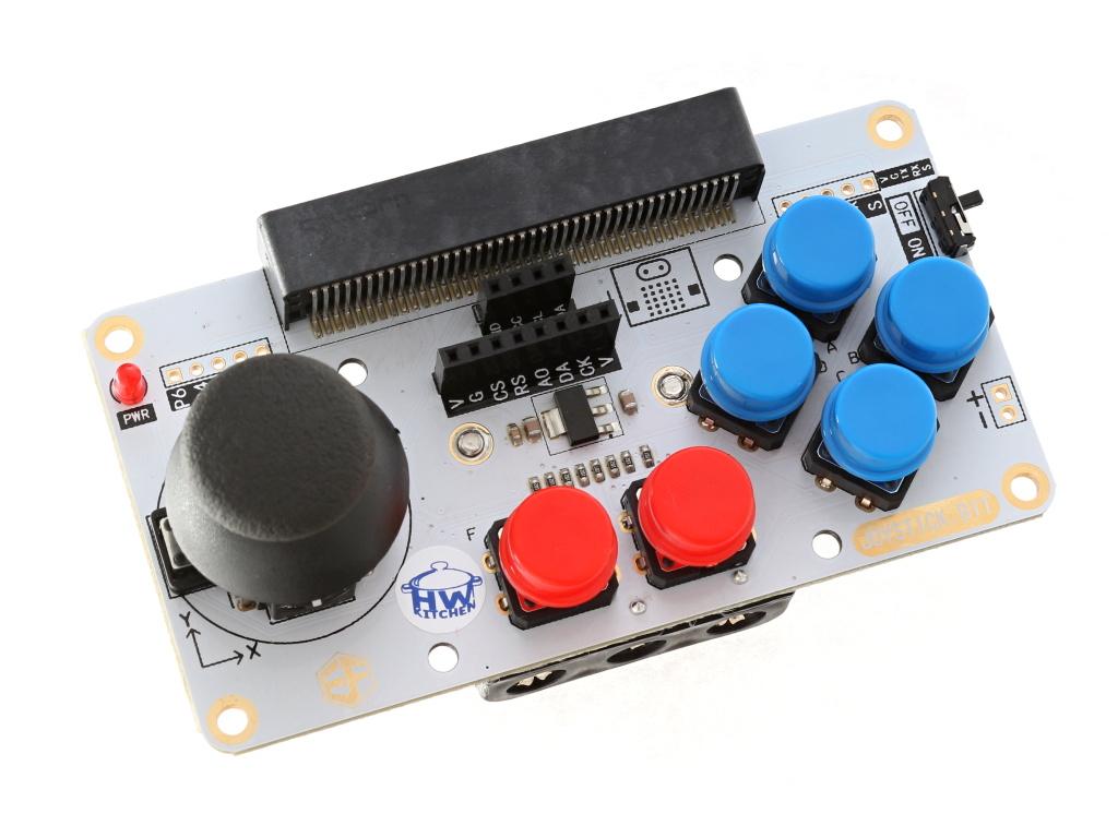 ElecFreaks Joystick:bit pro micro:bit - gamepad modul