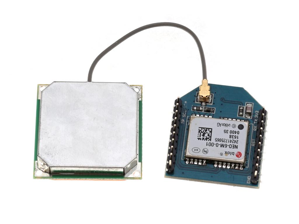 ElecFreaks GPS Bee GPS modul s anténou