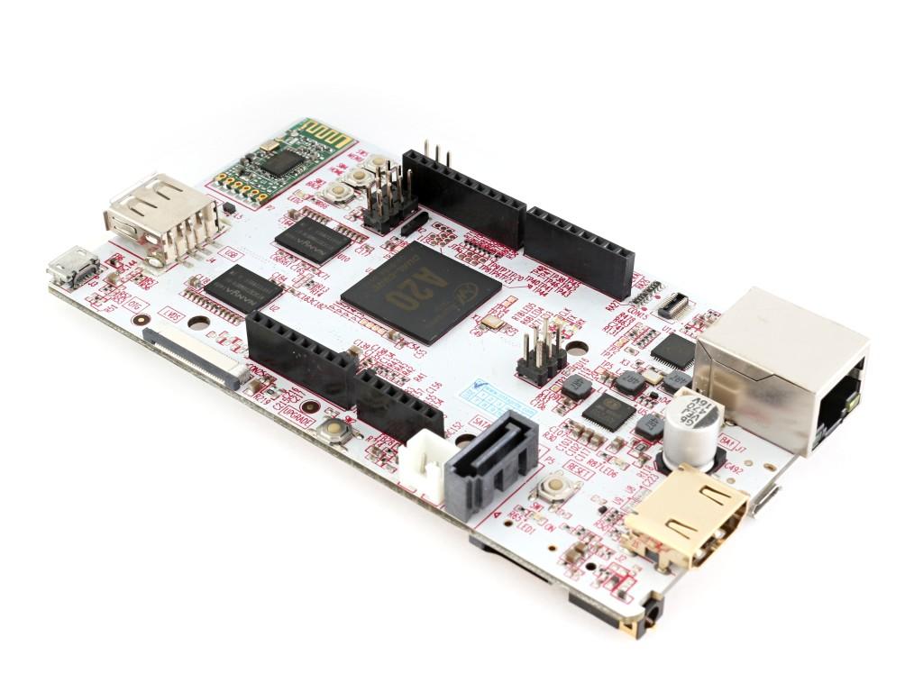 LinkSprite pcDuino3B - mini PC pro práci s Arduinem