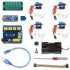 Otto DIY Builder Kit Eyes (tělo z 3D tisku součástí) součásti